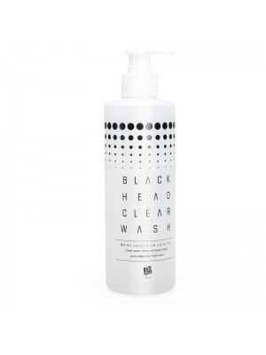 Black Head Clear Wash, 400 ml, Hydra Facial solution