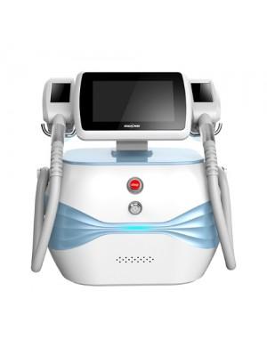 Cosmetiline Cryo Lipo 2x360, Fedtfryser med 4 håndtag. Depositum ved leje.