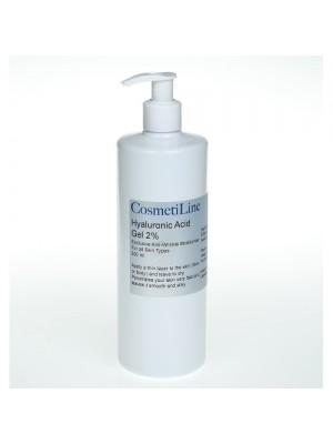 Hyaluronsyre serum Gel, CosmetiLine, 1000 ml