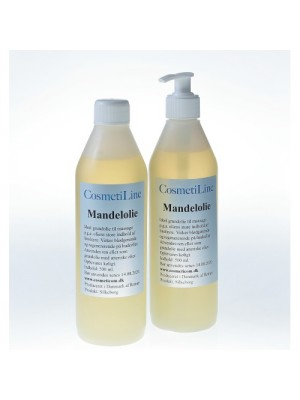 Mandelolie, CosmetiLine, 1,0 l