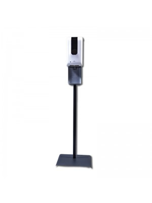 Håndsprit dispenser på gulvstander, Automatisk med sensor