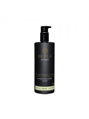Pureperfection Hydrating Face Toner, Herla, 400 ml