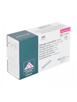 Lancetter, sterile, 200 stk