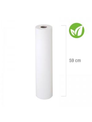 Lejepapir, 2 lags genbrugspapir, 59 cm x 46 m