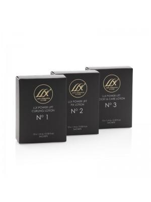 LLX Fast Set Kit til Lash Lift, Lash eXtend