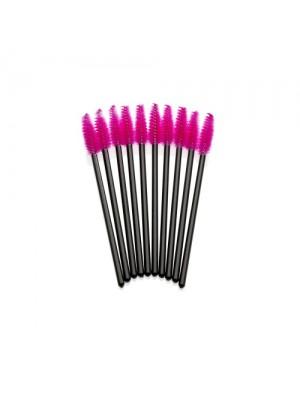 Lash eXtend Mascara Brushes, pink, 10 stk.