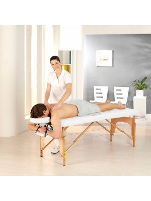 Massagebriks Bali, hvid