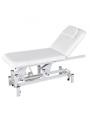 Massagebriks model Venus, 1 motor,  Hvid