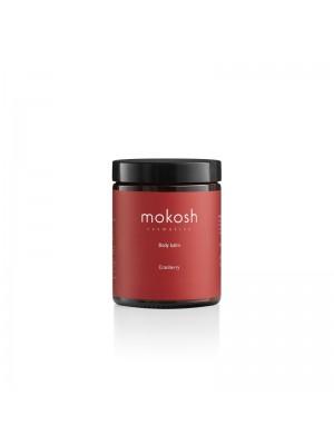 Body Balm Cranberry, 180 ml, Mokosh
