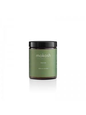 Body Balm Melon & Cucumber, 180 ml, Mokosh