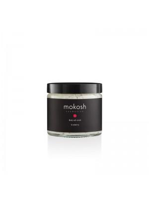 Body Salt Scrub Cranberry, 300 g, Mokosh