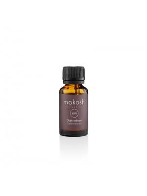 Cedarwood Essential Oil, 10 ml, Mokosh