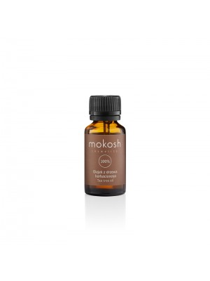 Tea Tree Essential Oil, 10 ml, Mokosh