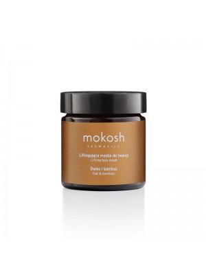 Lifting Face Mask - Oat & Bamboo, 60 ml, Mokosh