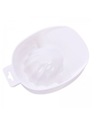 Manicure bowl / Neglebad, Hvid