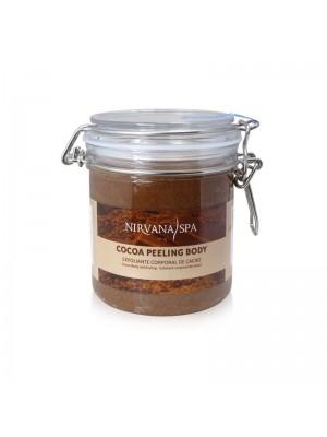 Nirvana Spa Cocoa Body Peeling, 500 ml