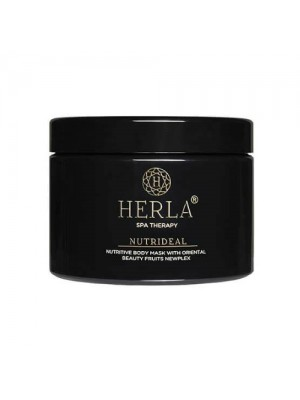 Nutrideal Nutritive Body Mask with Oriental Beauty Fruits Newplex, HERLA, 250 g