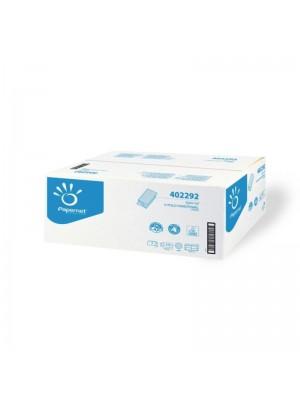 Håndklædeark, Papernet, 2 lags, V-fold, 210 ark