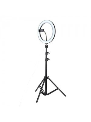 LED Ringlampe, Ring Light, 26 cm