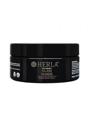 Glam Hands Rose Bath Salt, HERLA, 300 ml