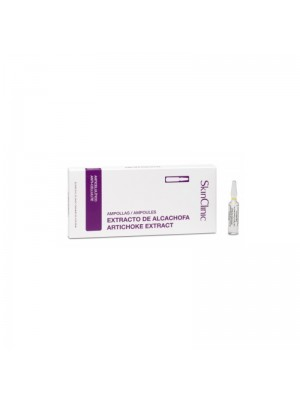 SkinClinic  Artichoke Extract Ampoules, 10 x 5 ml