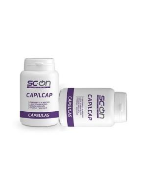SkinClinic Capilcap, 60 kapsler