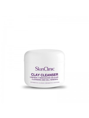 SkinClinic Clay Cleanser, 90 gram
