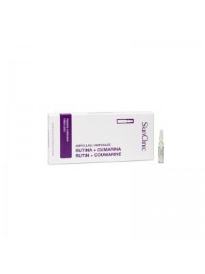 SkinClinic Rutin + Coumarine Ampoules, 10 x 2 ml