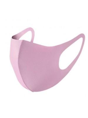 Stofmundbind, pink, voksenstørrelse