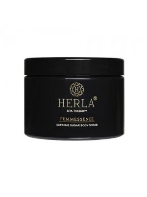 Femmessence Slimming & Body Shaping Sugar Scrub, HERLA, 500 g