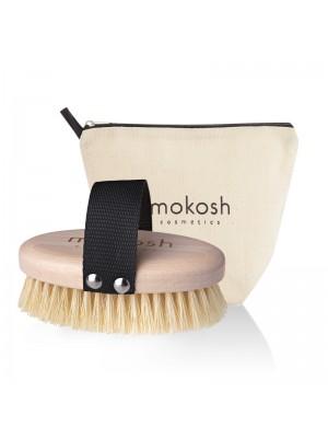 Wooden Body Massage Brush - Tørbørste, Mokosh